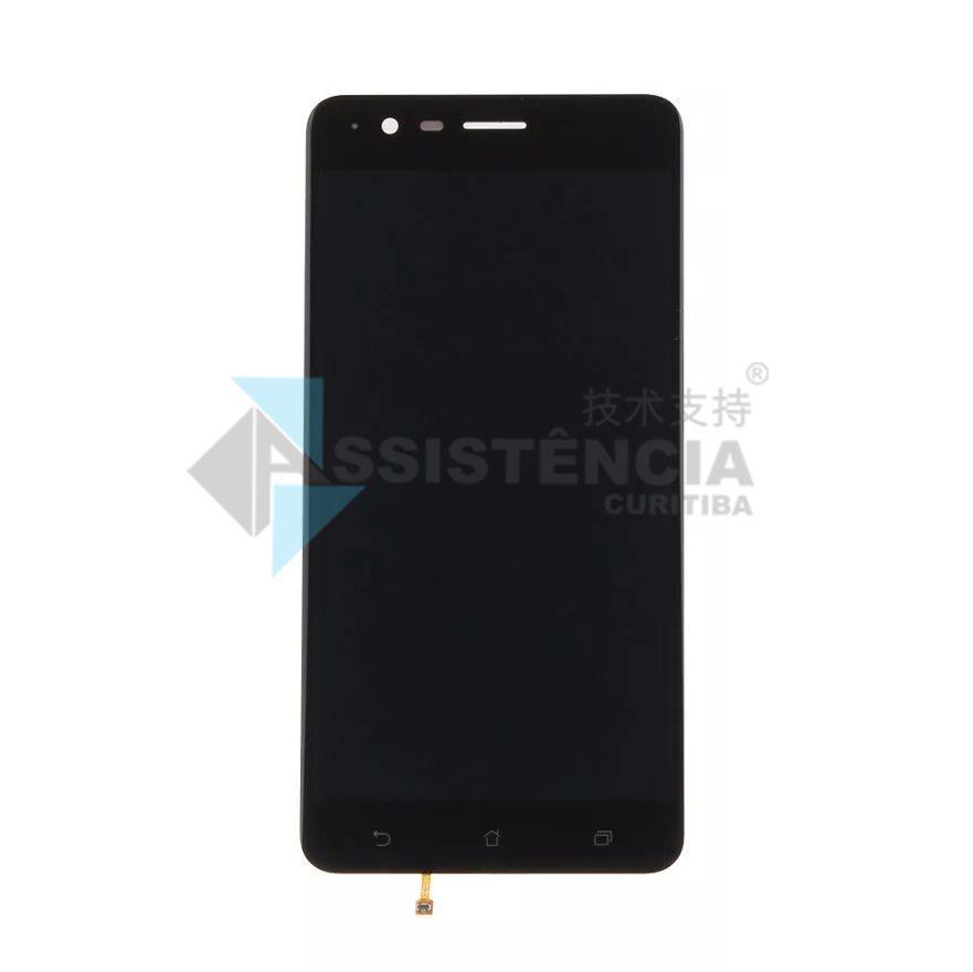 Tela Display Asus Zenfone Zoom 3 Ze553Kl Z01Hda Original Preto