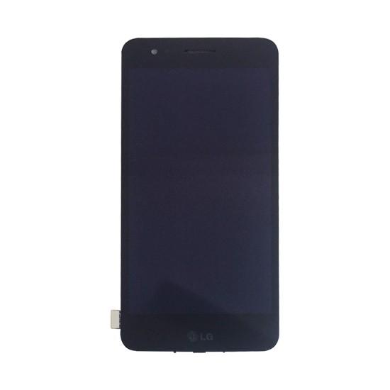 Tela Display Lg K4 2017 X230 X230Ds-F Com Aro Preto