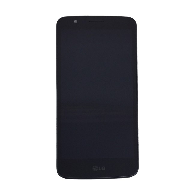 Tela Display LG M400 K10 Pro Com Aro Preto