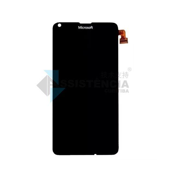 Tela Display Microsoft Nokia Lumia N640 Rm1109 Com Aro