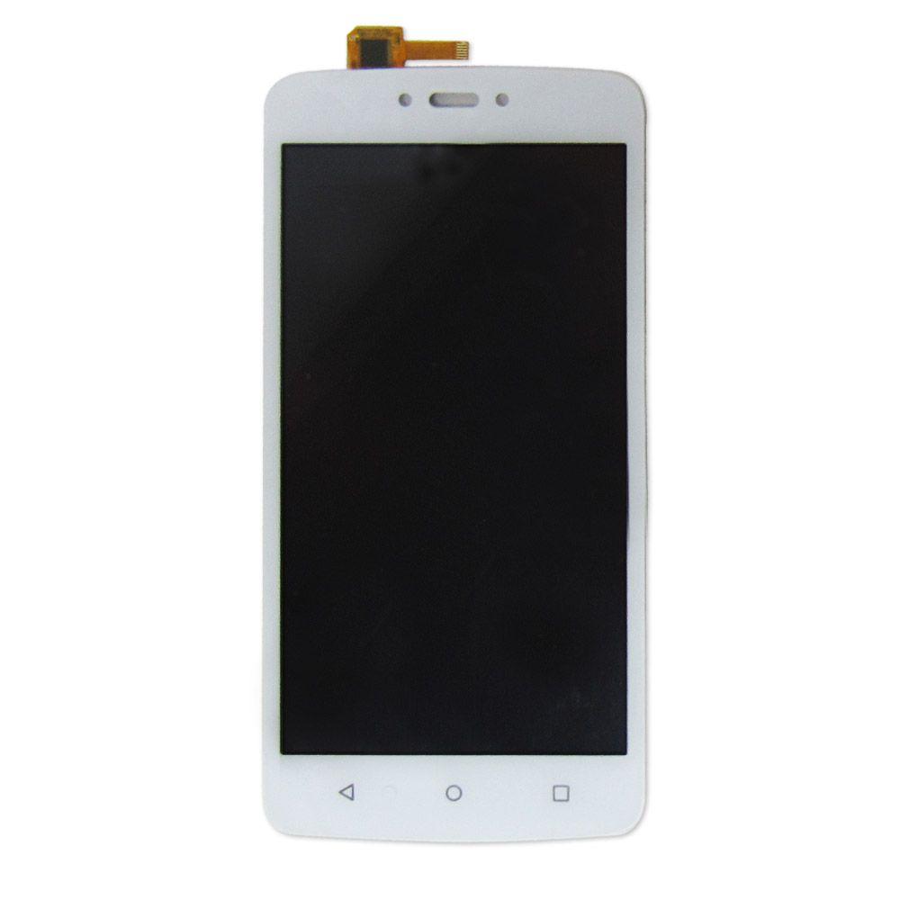 Tela Display Motorola Moto C Xt1750 Xt1754 Xt1755 Xt1758 Branco