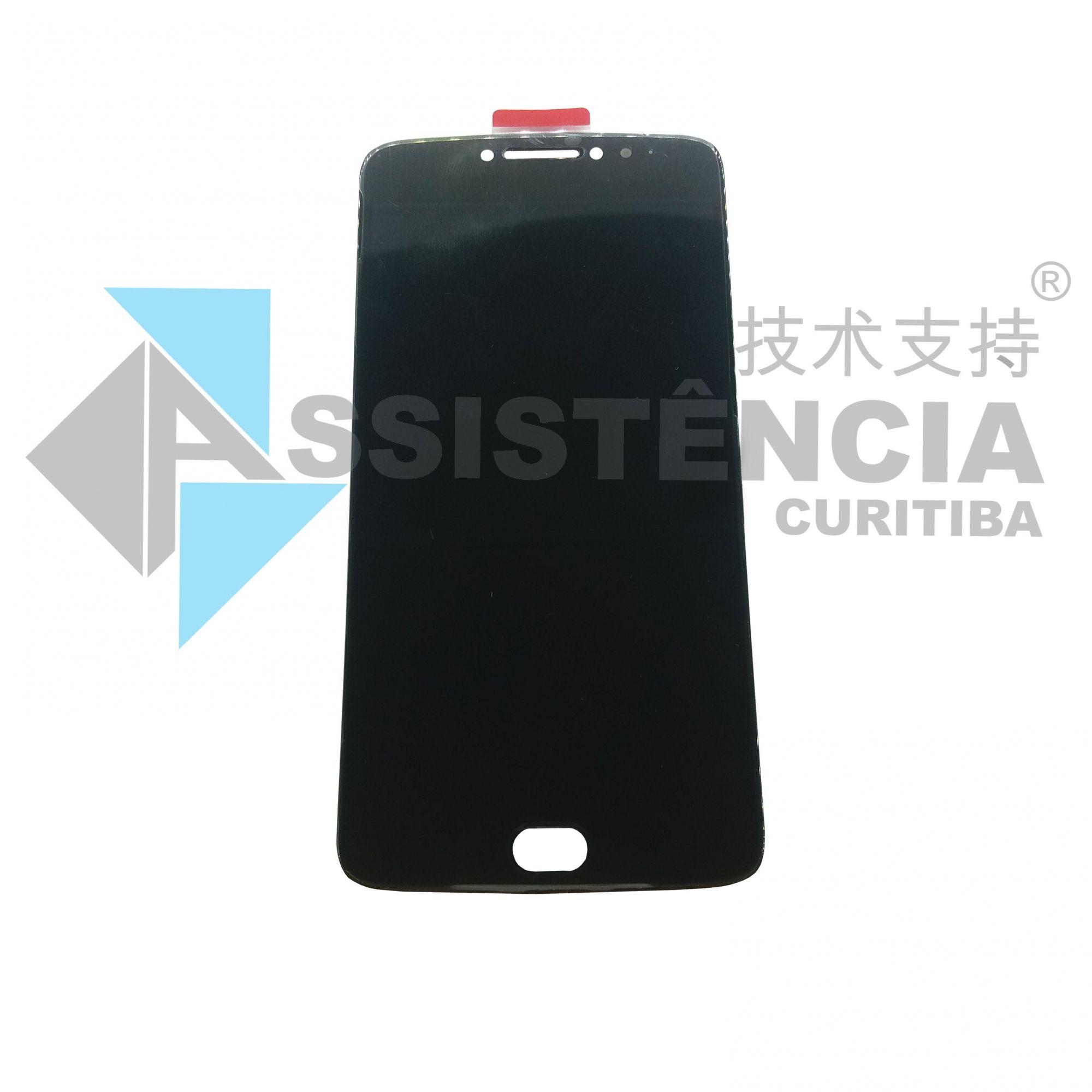 Tela Display Motorola Moto E4 Plus Xt1770 Xt1771 Xt1773 Preto