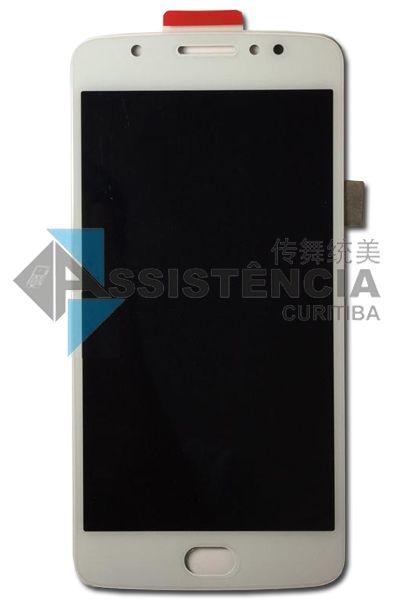 Tela Display Motorola Moto E4 Xt1762 Xt1763 Xt1764 Branco