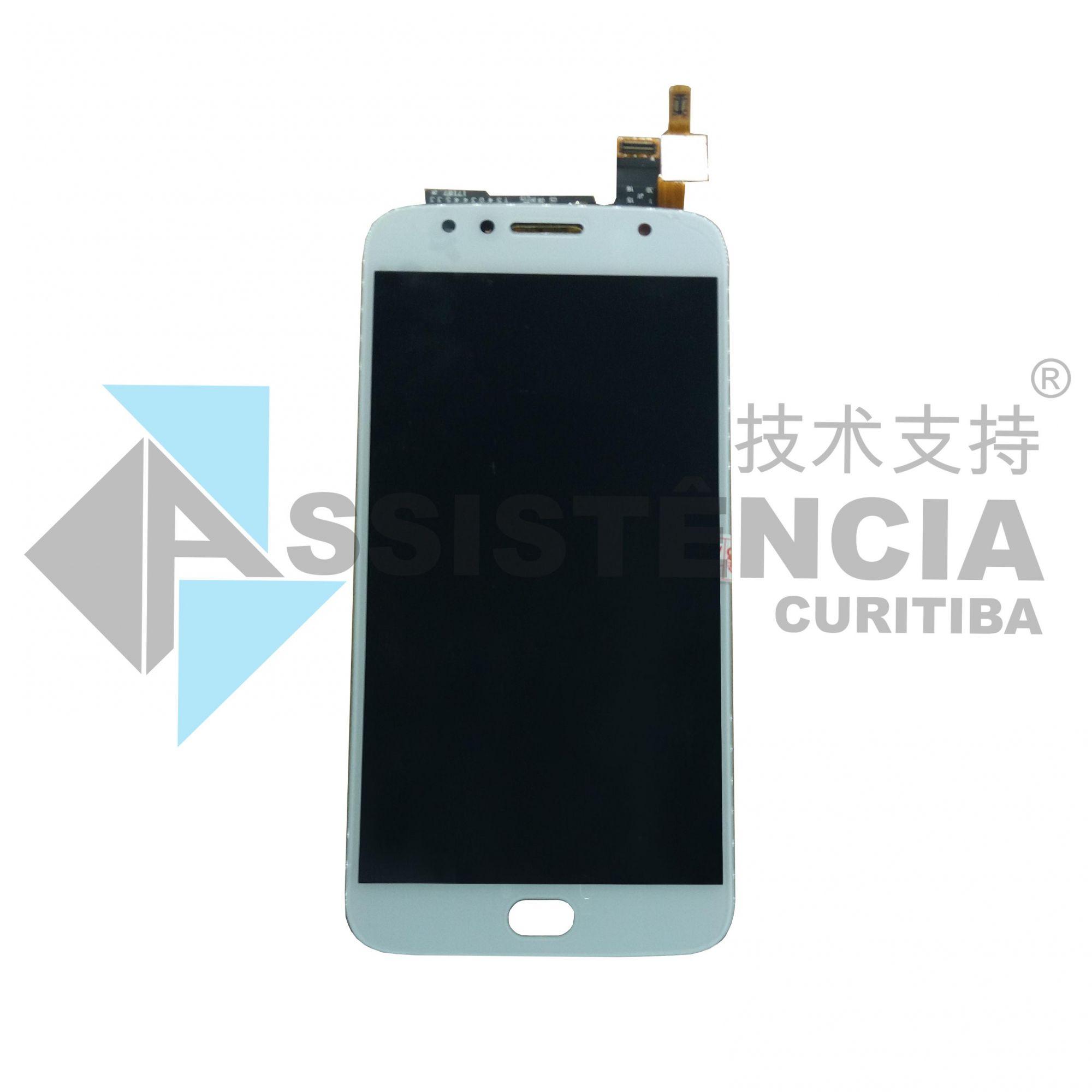 Tela Display Motorola Moto G5S Plus Xt1802 Xt1803 Xt1805 Xt1806 Branco
