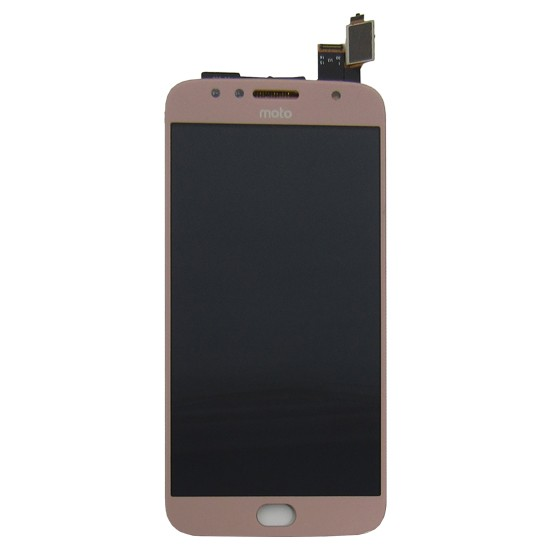 Tela Display Motorola Moto G5S Plus Xt1802 Xt1803 Xt1805 Xt1806 Rose