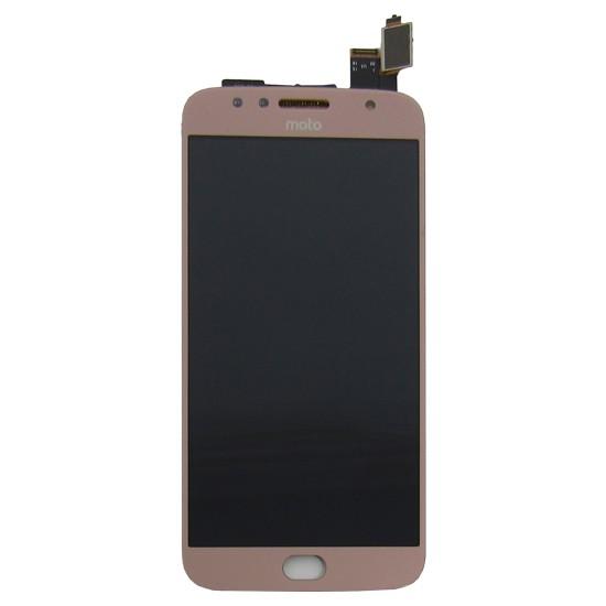 Tela Display Motorola Moto G5S Plus Xt1802 Xt1803 Xt1805 Xt1806 Rose