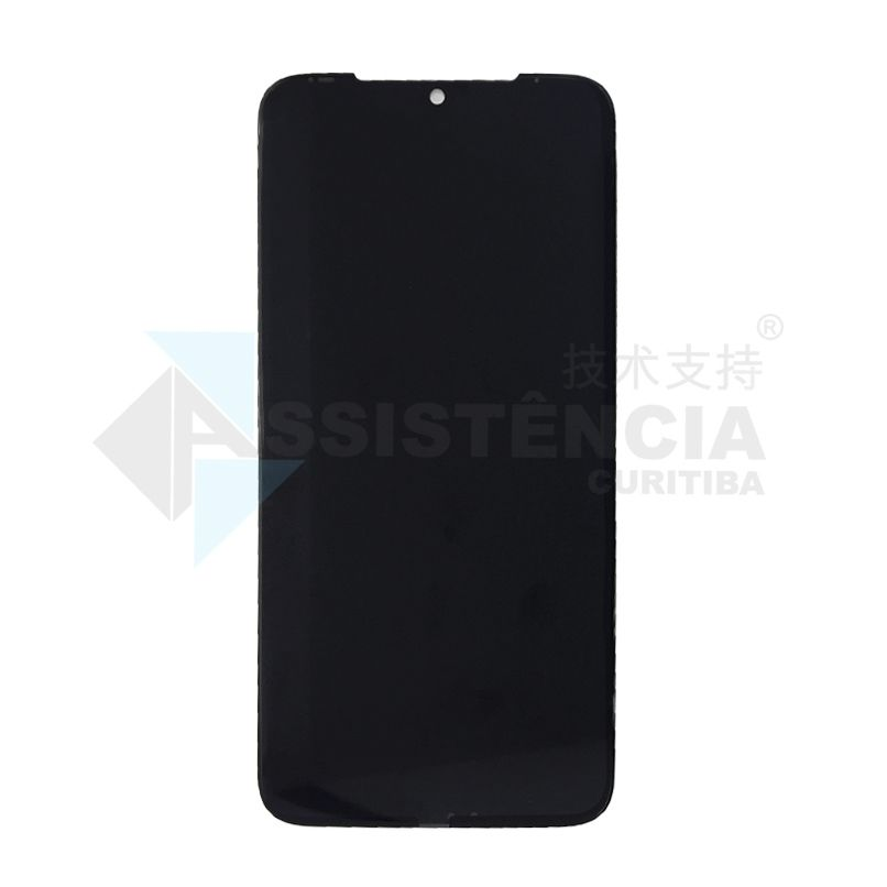 Tela Display Motorola Moto G8 Plus Xt2019 Preto