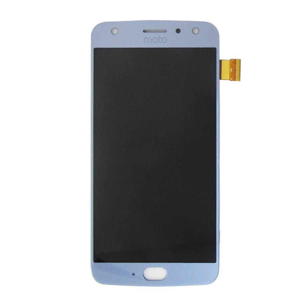 Tela Display Motorola Moto X4 Xt1900 Azul