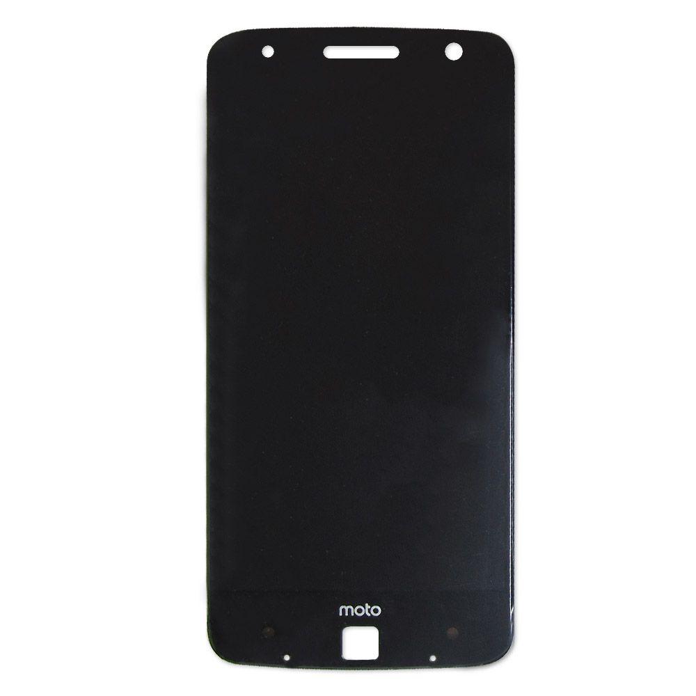 Tela Display Motorola Moto Z Power Xt1650 Preto