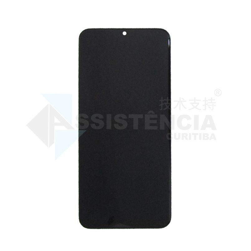 Tela Display Samsung Galaxy A30S A307 Com Aro Original