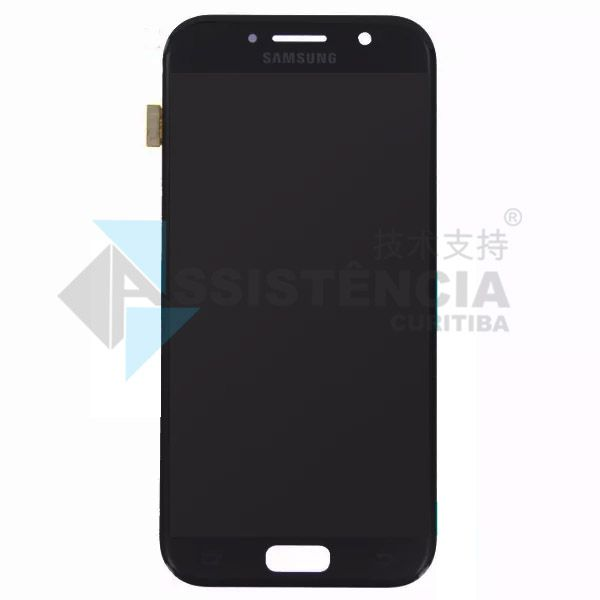 Tela Display Samsung Galaxy A5 2017 Sm-A520 Original Ch Preto
