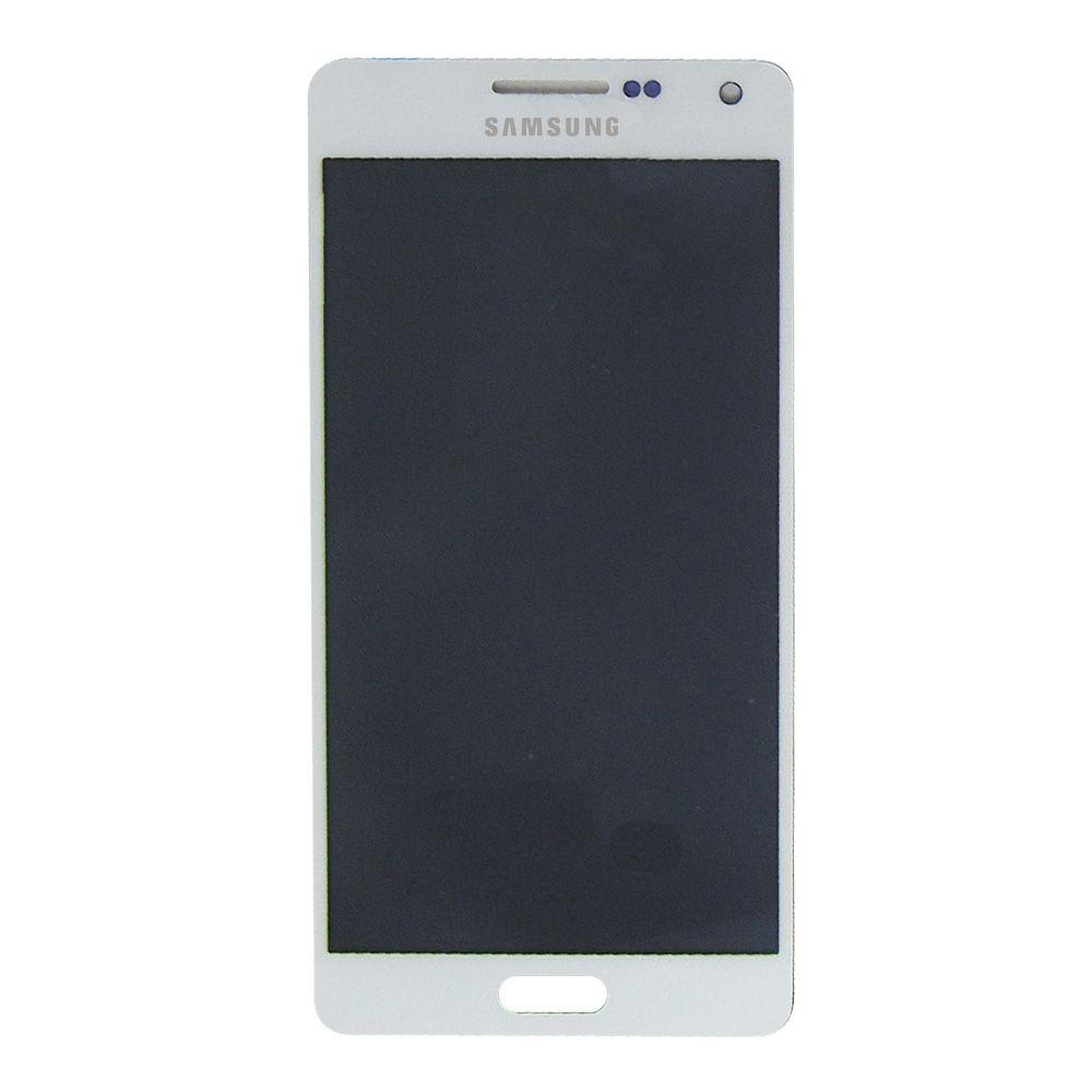 Tela Display Samsung Galaxy A5 A500 Com Brilho Branco