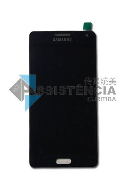 Tela Display Samsung Galaxy A5 A500 Sm-A500 Azul Original