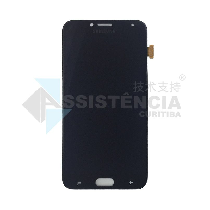Tela Display Samsung Galaxy J4 J400 Original Ch Preto