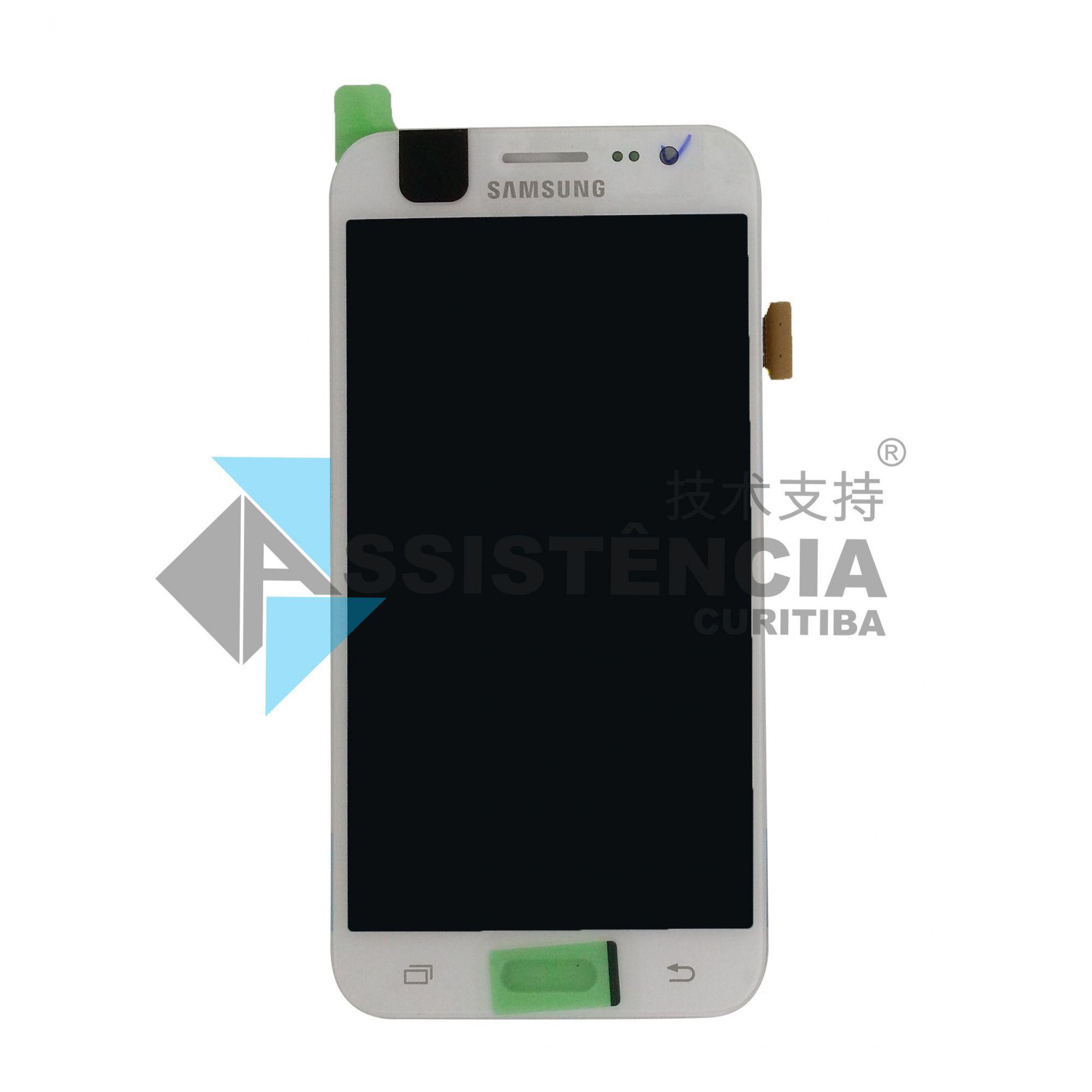 Tela Display Samsung Galaxy J5 J500 Sm-J500M/Ds Original Ch Branco