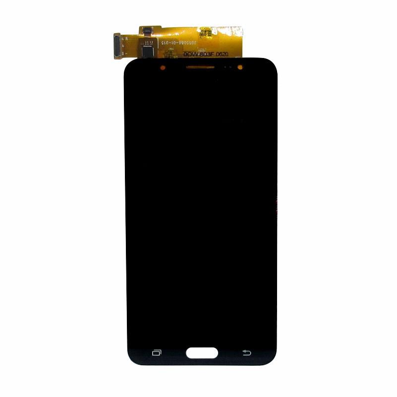 Tela Display Samsung Galaxy J7 J710 Metal 1ª Linha Incell Preto