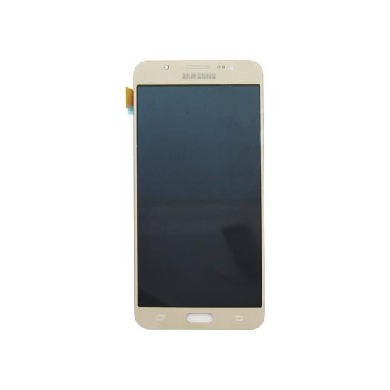 Tela Display Samsung Galaxy J7 J710 Metal 2016 Original Ch Dourado