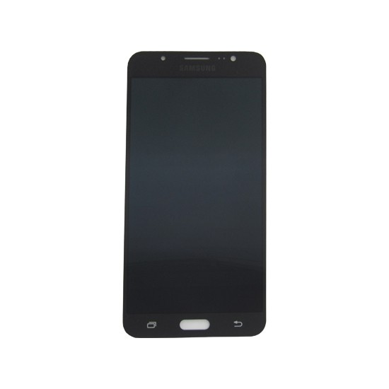 Tela Display Samsung Galaxy J7 J710 Metal 2016 Original Ch Preto