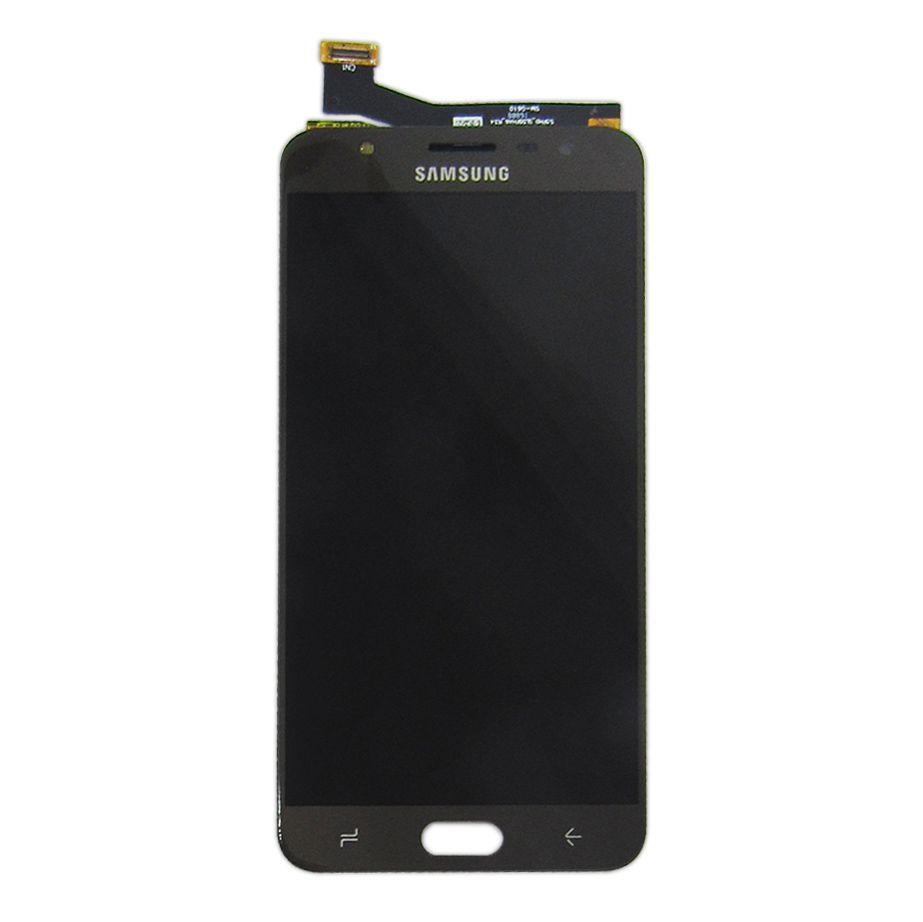 Tela Display Samsung Galaxy J7 Prime 2 Sm-G611 Original Ch Marrom