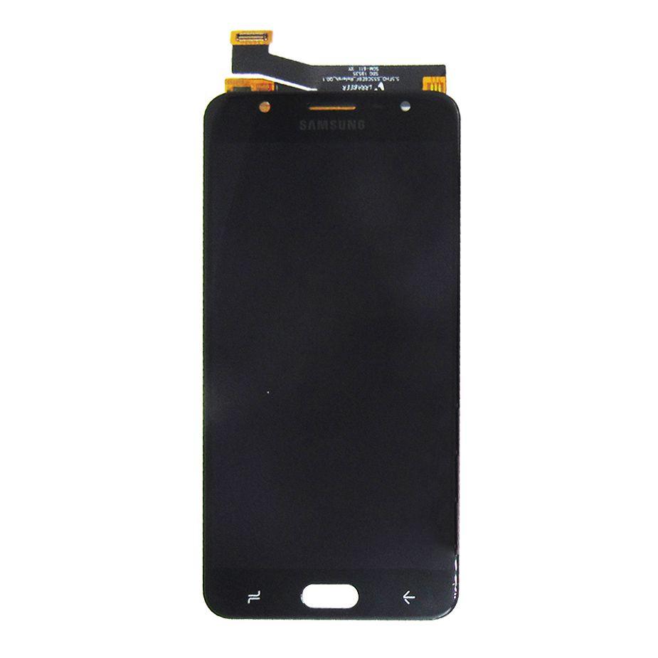 Tela Display Samsung Galaxy J7 Prime 2 Sm-G611 Original Ch Preto