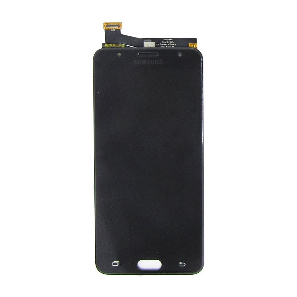Tela Display Samsung Galaxy J7 Prime Sm-G610 Preto Original Ch