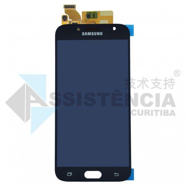 Tela Display Samsung Galaxy J7 Pro J730 Com Brilho Preto