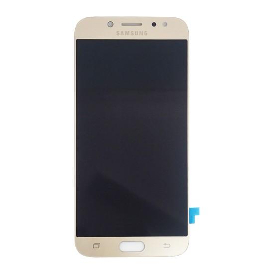 Tela Display Samsung Galaxy J7 Pro J730 SM-J730 Original Ch Dourado