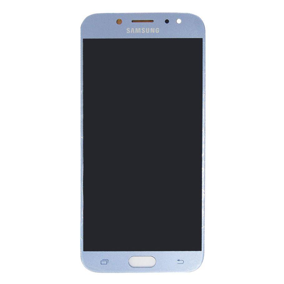 Tela Display Samsung Galaxy J7 Pro J730 SM-J730 Original Ch Névoa