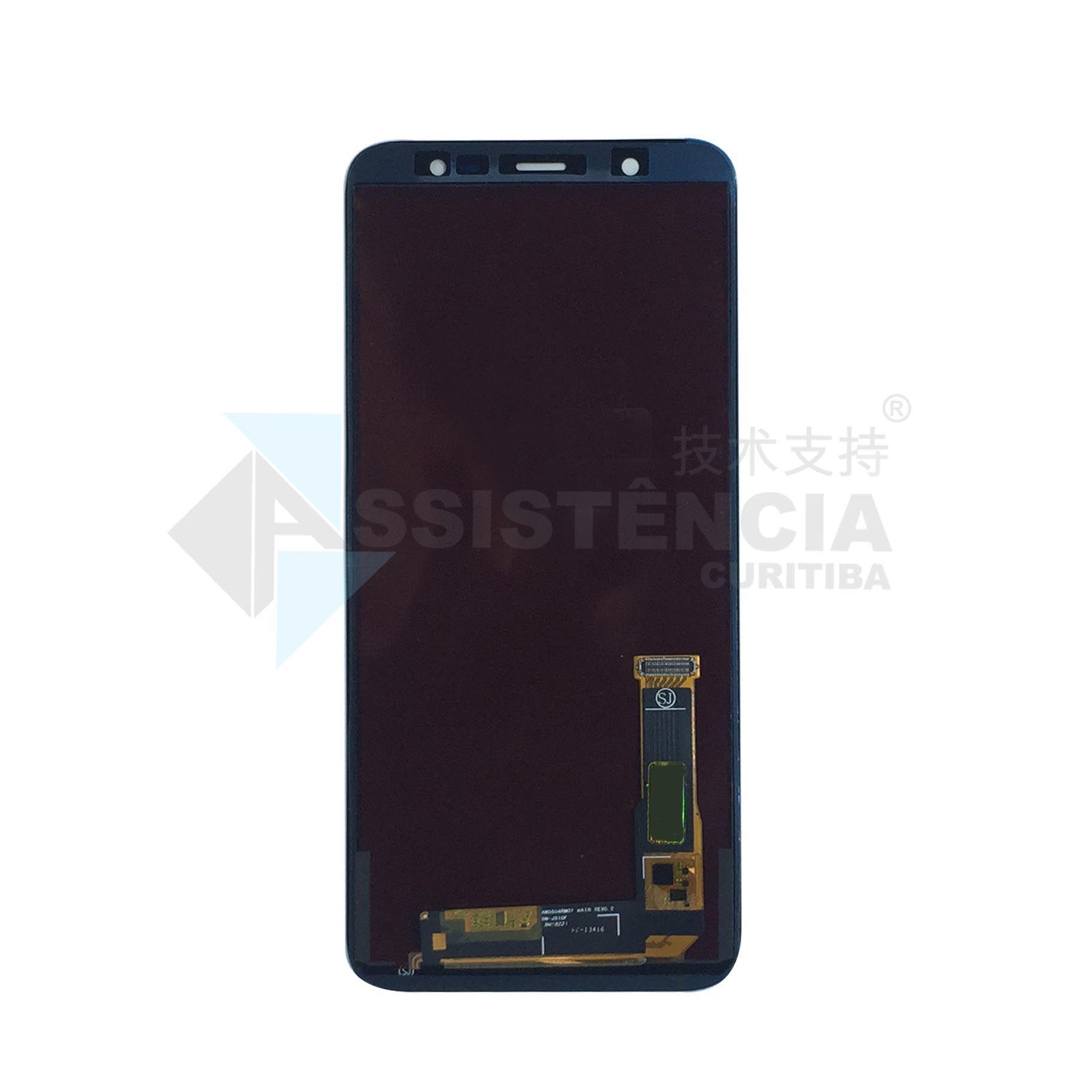 Tela Display Samsung Galaxy J8 J810 Original Ch