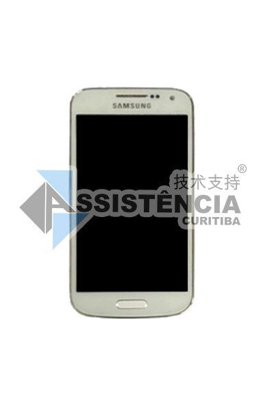 Tela Display Samsung Galaxy S4 Mini I9195 Branco