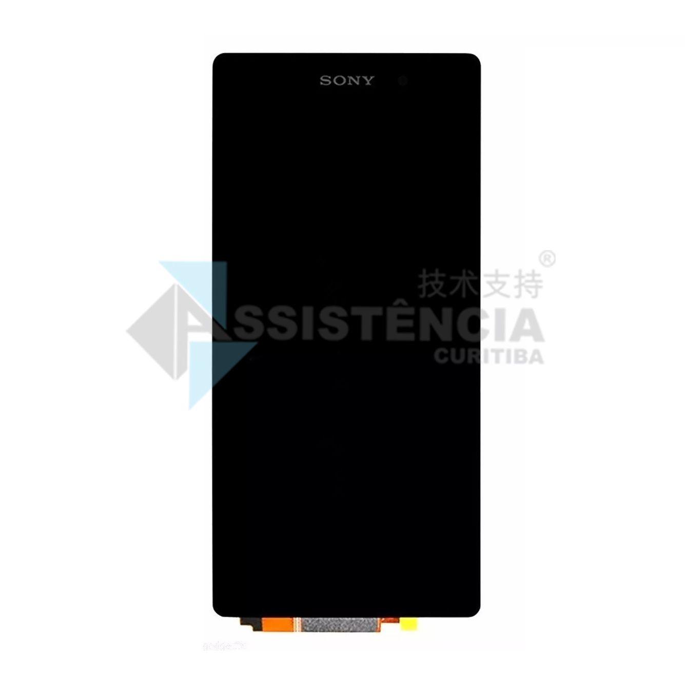 Tela Display Sony Xperia Z2 D6503 D6543