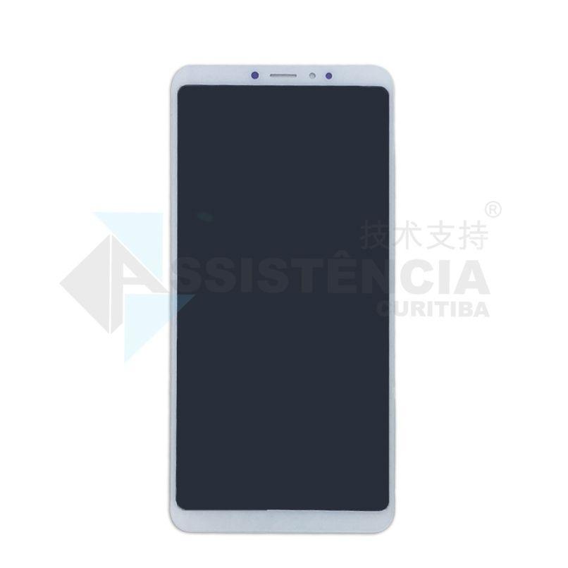 Tela Display Xiaomi Mi Max 3 Branco