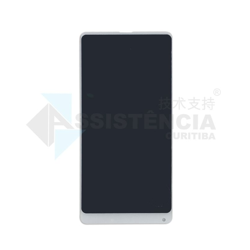 Tela Display Xiaomi Mi Mix 2 Mde5 Branco