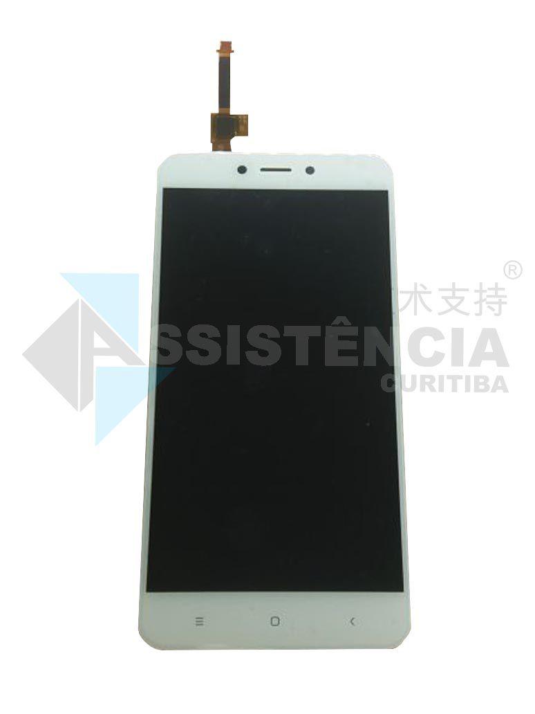 Tela Display Xiaomi Redmi 4 (4X) Mag138 Branca