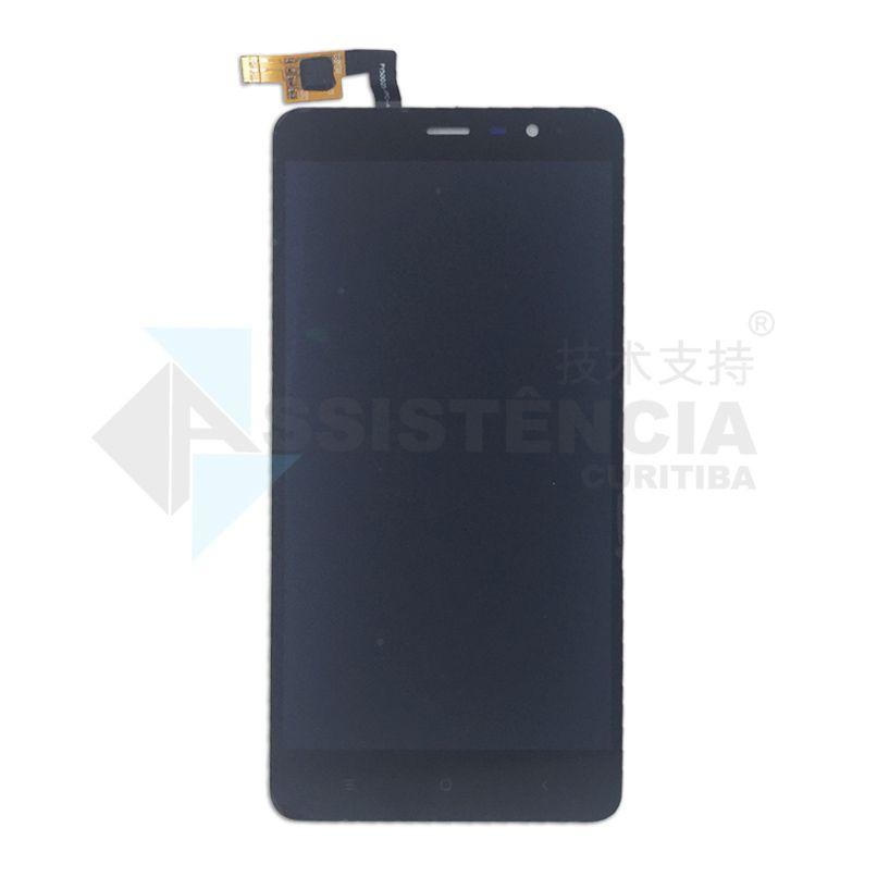 Tela Display Xiaomi Redmi Note 3 Preto