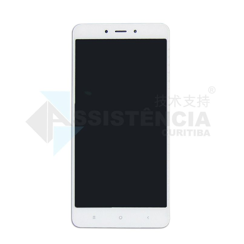 Tela Display Xiaomi Redmi Note 4 2016100 Branco