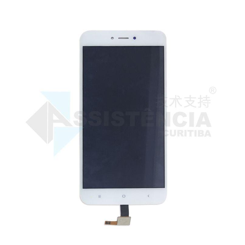 Tela Display Xiaomi Redmi Note 5A Mdt6 Mde6 Branco
