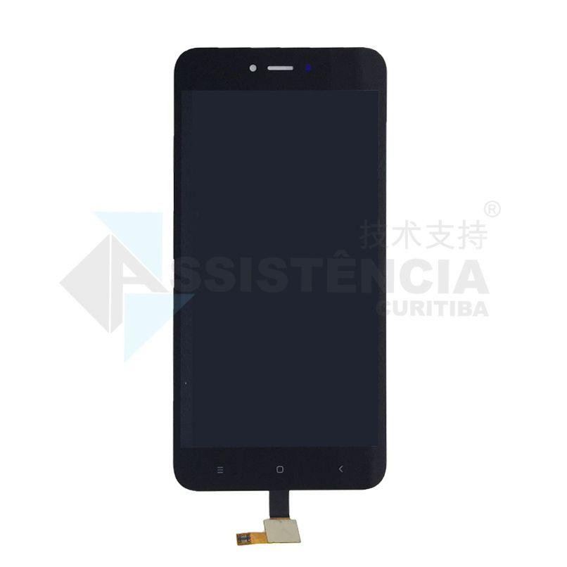 Tela Display Xiaomi Redmi Note 5A Mdt6 Mde6 Preto