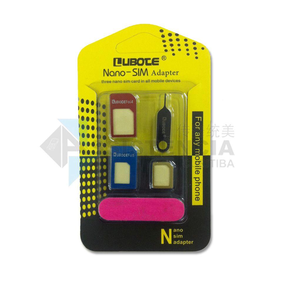 Kit Adaptador De Chip Sim