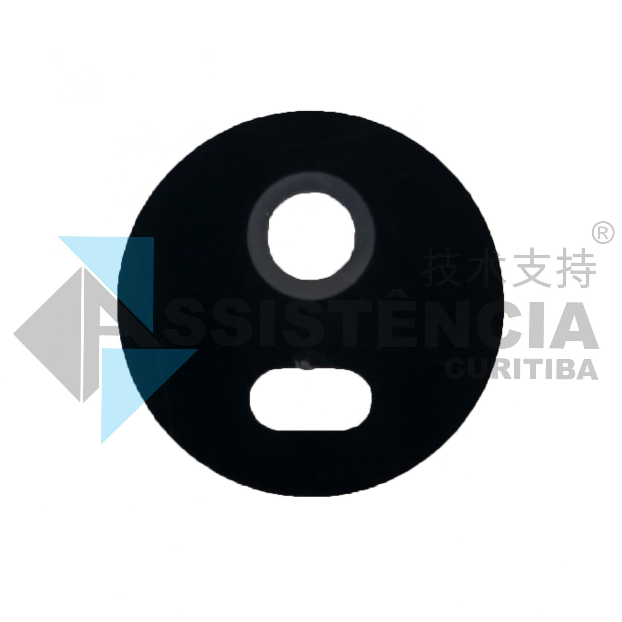 Lente Câmera Motorola Moto G5 Xt1672