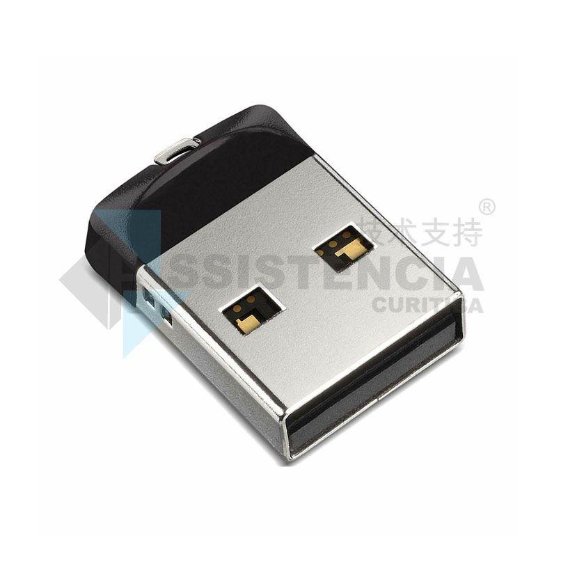Pendrive Sandisk Cruzer Fit Usb Flash Drive 64Gb