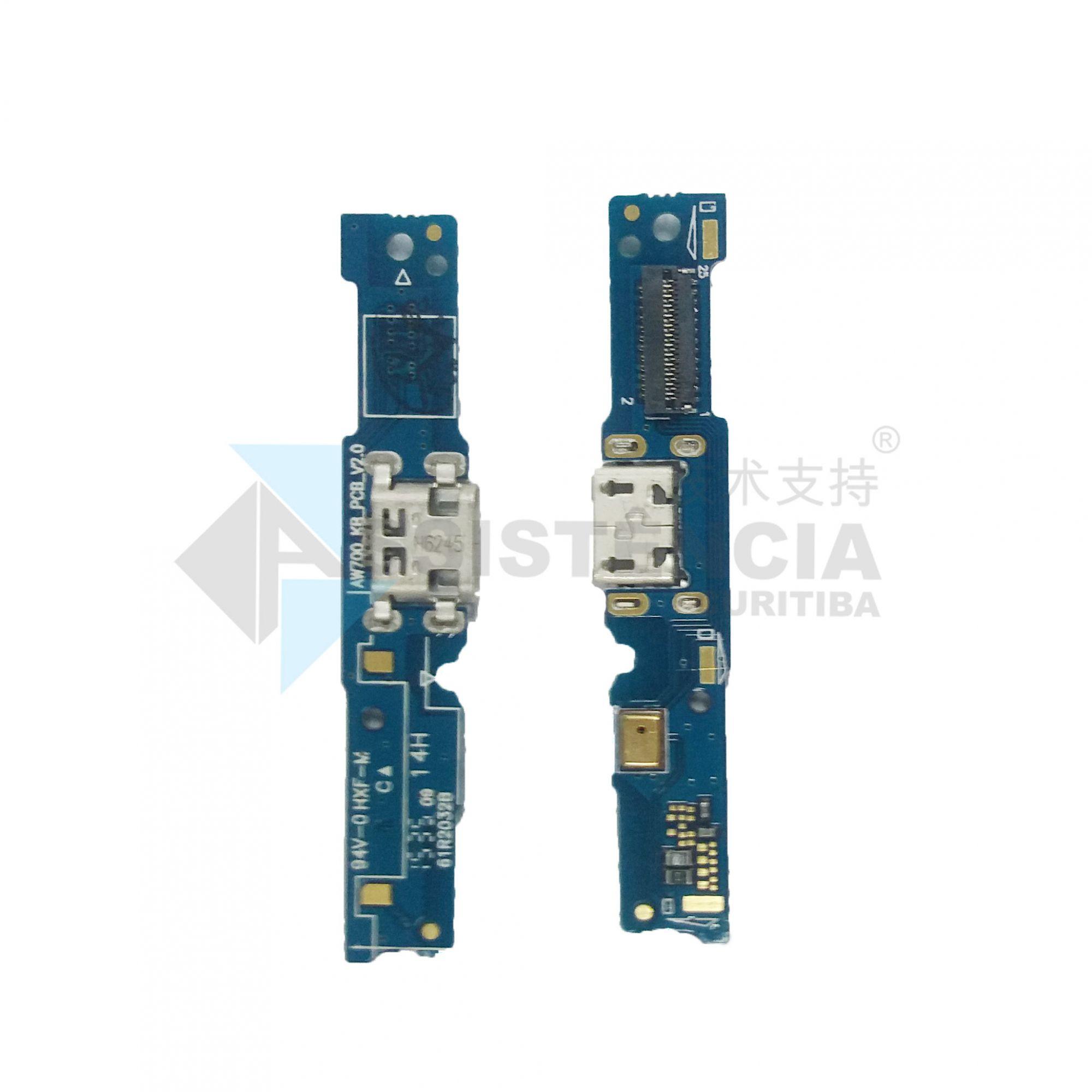 Placa Conector De Carga Asus Zenfone Go 4.5 Zc451