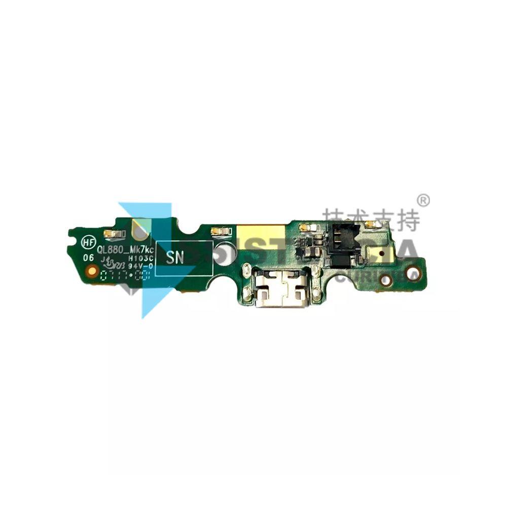 Placa Conector De Carga E Microfone Motorola Moto G5 Xt1672 Original