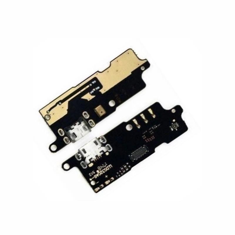 Placa Conector De Carga Microfone Lenovo Vibe C2 K10A40 Original