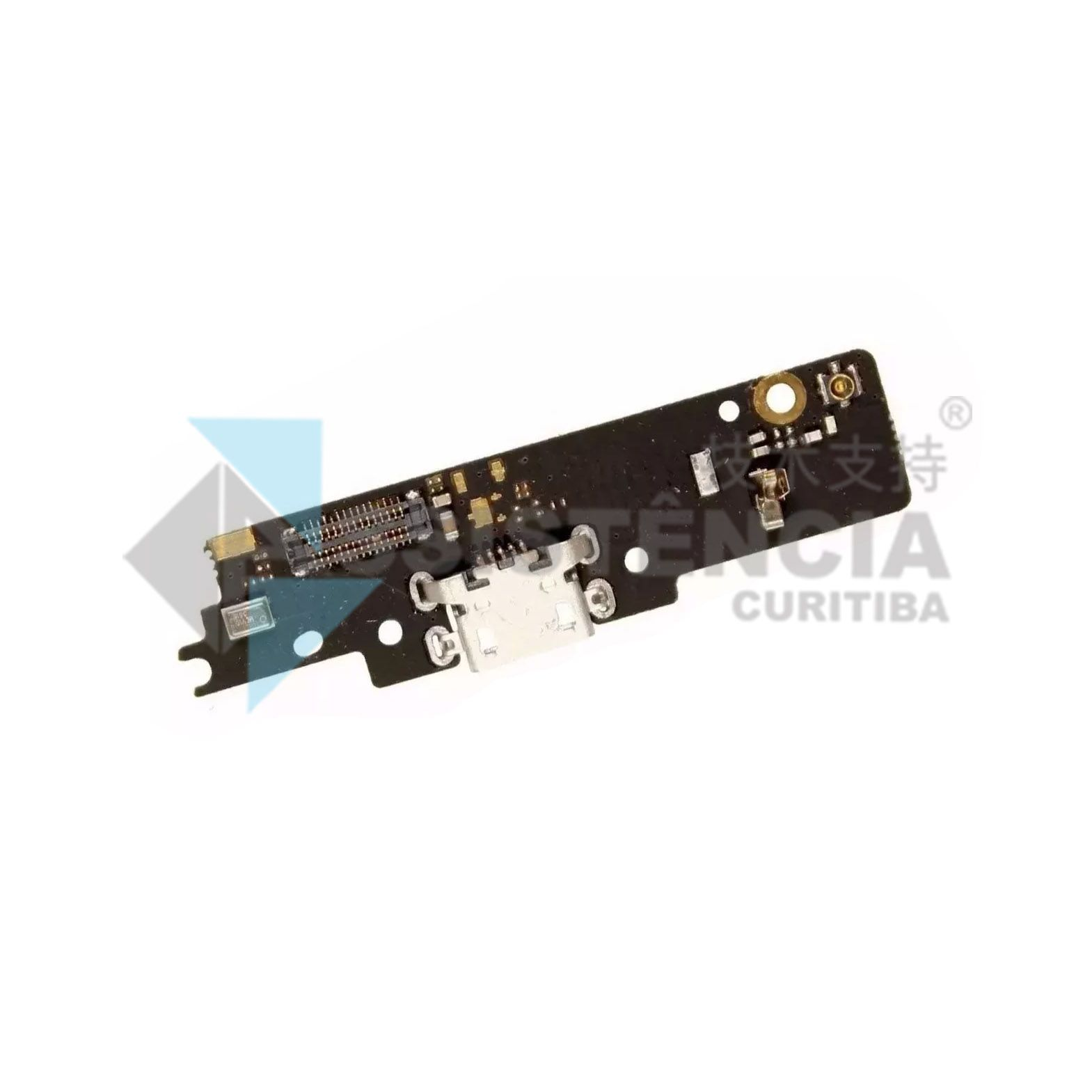 Placa Conector De Carga Motorola Moto G4 Play Xt1600 Xt1601 Xt1603 Original