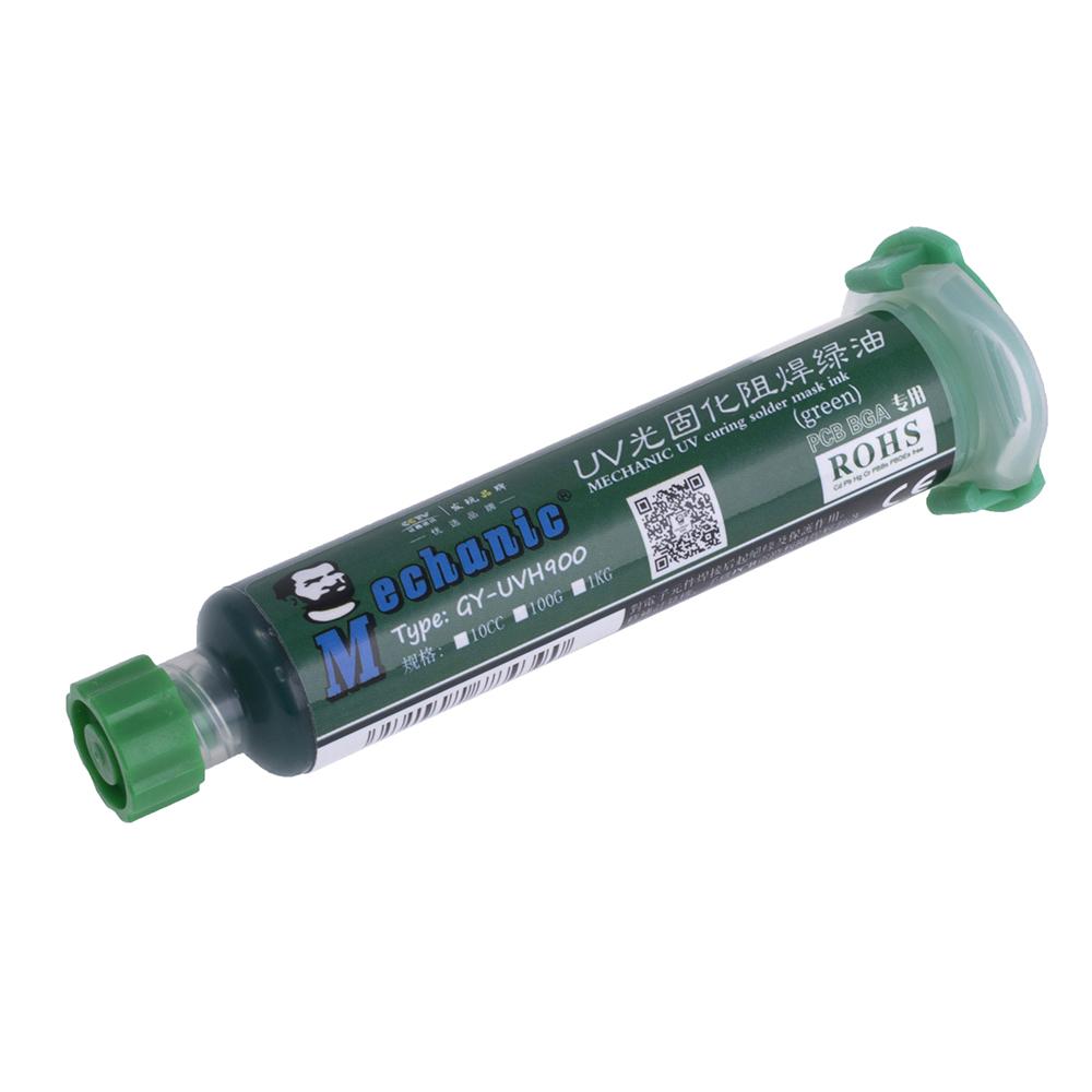Resina / Máscara Uv Verde Ly-900