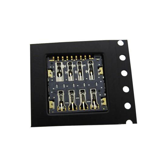 Slot Leitor Chip Sim Card Sem Flex Lg K4 K130 K130F