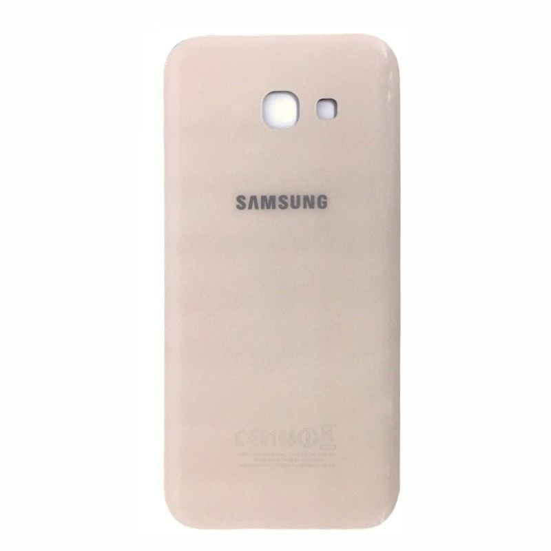 Tampa Traseira Samsung Galaxy A5 2017 Sm-A520 Rosa