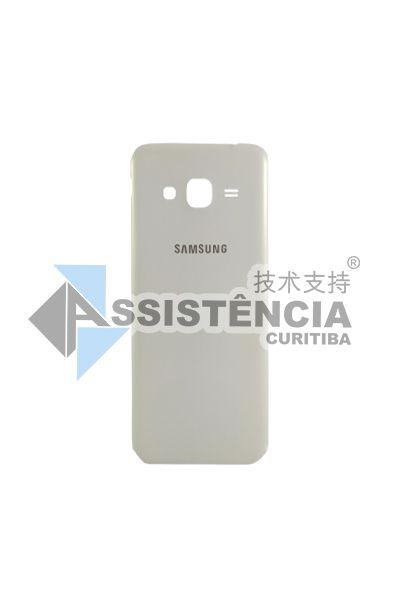 Tampa Traseira Samsung Galaxy J5 J500 J500M Branco
