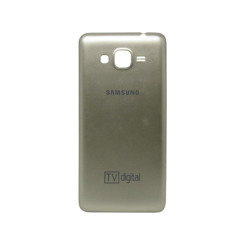 Tampa Traseira Samsung Galaxy Gran Prime Sm-G530Bt G530 Dourado